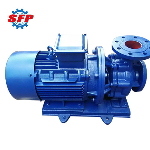 ISW Horizontal Centrifugal Sea Water Transfer Pump